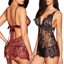 Load image into Gallery viewer, Babydoll Sexy Lingerie Sleepwear | Sexy Lingerie Canada