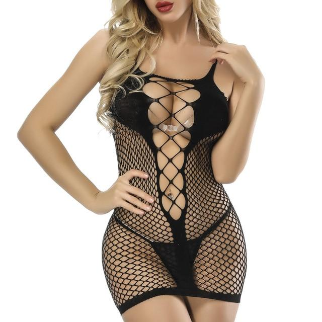 Babydolls Sexy lingerie Transparent Dress | Sexy Lingerie Canada