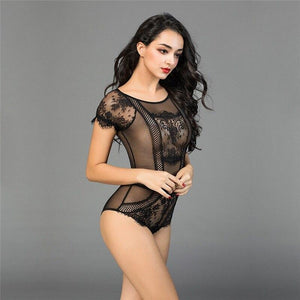 Black Lace Sexy Nightwear | Sexy Lingerie Canada