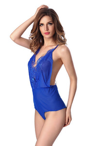 Blue Hot Erotic Sexy Nightwear | Sexy Lingerie Canada