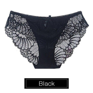 Breathable Lace Panties | Sexy Lingerie Canada