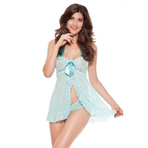 Erotic Backless Babydoll Chemise | Sexy Lingerie Canada