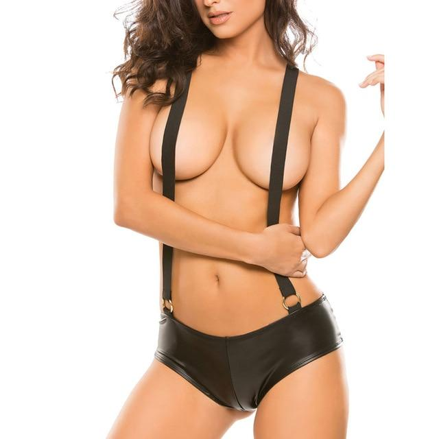 Erotic Leather Lingerie | Sexy Lingerie Canada