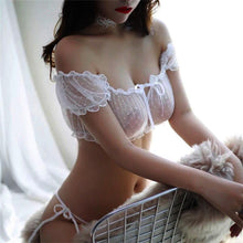 Load image into Gallery viewer, Erotic Transparent Lace Lingerie | Sexy Lingerie Canada