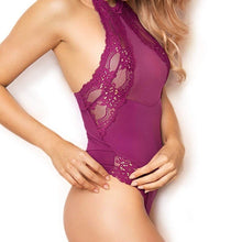 Load image into Gallery viewer, Exotic Lace Teddy Babydoll Lingerie | Sexy Lingerie Canada