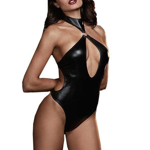 Exotic Leather Dress | Sexy Lingerie Canada