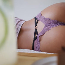 Load image into Gallery viewer, Low-waist Hollow Out Underwear | Sexy Lingerie Canada