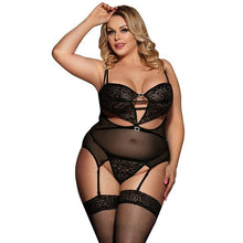 Load image into Gallery viewer, Plus Size Erotic Lingerie | Sexy Lingerie Canada