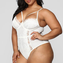 Load image into Gallery viewer, Plus Size Women Lace Lingerie | Sexy Lingerie Canada
