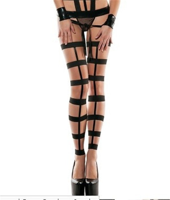 Women's Sexy Garters Belt Top