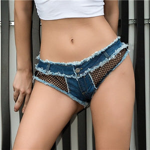 Women High Waisted Short