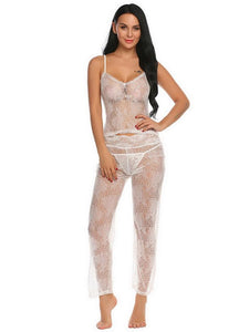 Women Sexy Lingerie Set Transparent Outfit | Sexy Lingerie Canada
