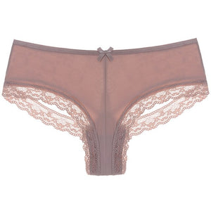 Women Sexy Lace Middle-Rise Cotton Underwear | Sexy Lingerie Canada