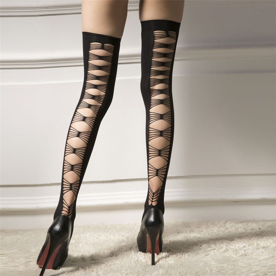 Women Sexy Breathable Net Stockings | Sexy Lingerie Canada