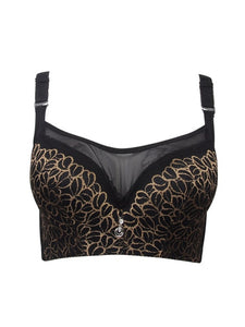 Women Push Up Big Size Lace Adjustable Bra | Sexy Lingerie Canada