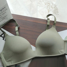 Load image into Gallery viewer, Women Seamless Letter Straps Comfortable Wireless Bra | Sexy Lingerie Canada