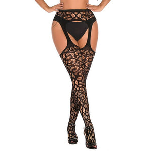 Women Suspender Pantyhose Plus Size Stockings | Sexy Lingerie Canada