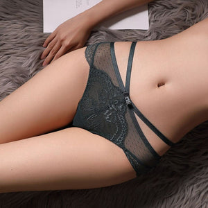 Women's Transparent Soft Material Sexy Panties | Sexy Lingerie Canada
