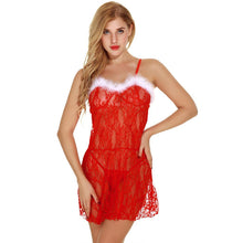 Load image into Gallery viewer, Women Sexy V Neck Sleepwear | Sexy Lingerie Canada