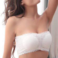 Load image into Gallery viewer, Women Strapless Wrap Tube Bra | Sexy Lingerie Canada