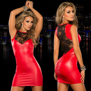 Women Sexy Fetish Latex Dresses | Sexy Lingerie Canada