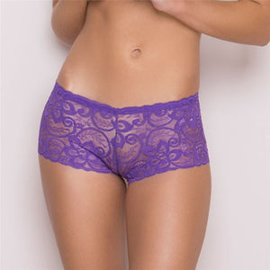 Women Sexy Lace Panties