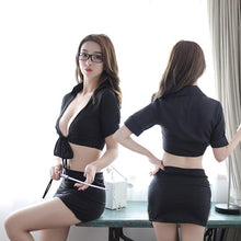 Load image into Gallery viewer, Sexy Foreplay Teacher Costume | Sexy Lingerie Canada