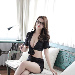 Sexy Foreplay Teacher Costume | Sexy Lingerie Canada