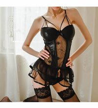 Load image into Gallery viewer, Sexy High Elasticity Corset With Straps Belt | Sexy Lingerie Canada