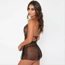Load image into Gallery viewer, Sexy Lace G-string Sleepwear | Sexy Lingerie Canada