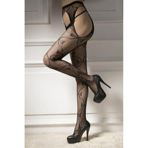 Sexy Stockings Open Crotch Plus Size Women | Sexy Lingerie Canada