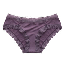 Load image into Gallery viewer, Sexy Women Underwear Ultra-thin Lace Floral Panties | Sexy Lingerie Canada