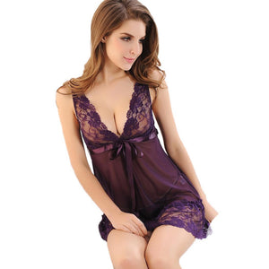 Sleeveless Floral dress | Sexy Lingerie Canada