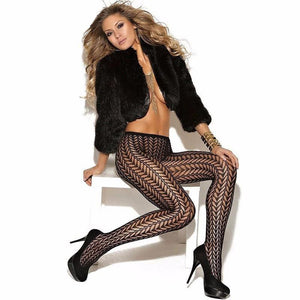 Women Black Lace Stockings Leg Warmers Thigh High Stockings | Sexy Lingerie Canada