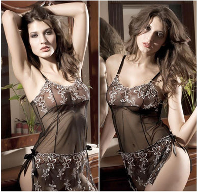 Women Hollow Night Sexy Lingerie | Sexy Lingerie Canada