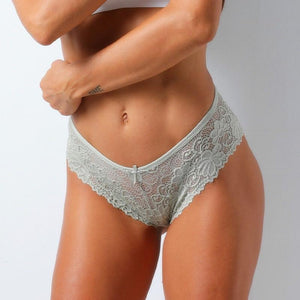 Women Low-Rise Sexy Hollow Underpants | Sexy Lingerie Canada
