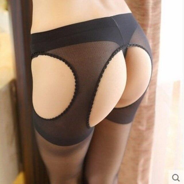 Women Open Crotch Pantyhose Stockings | Sexy Lingerie Canada