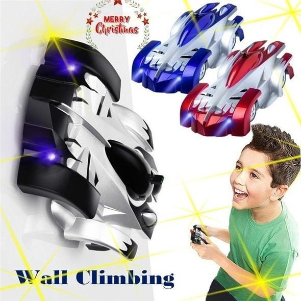 (LAST DAY PROMOTIONS- Save 50% OFF)Remote control car that can climb the wall