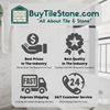 BuyTileStone.com All About Tile And Stone Support