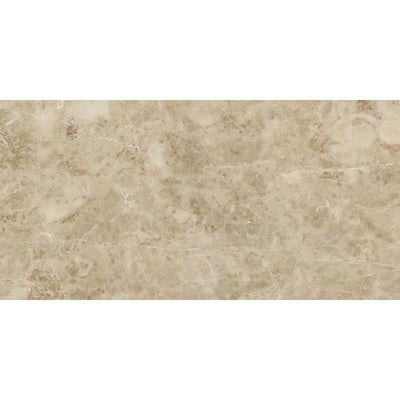 Cappuccino Marble 12x24 Polished Tile