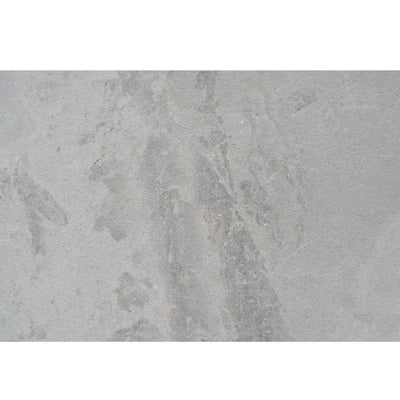 Atlantic Gray Marble 3cm Paver Tumbled Linear Pattern