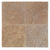 Noce Travertine 12x12 3cm Tumbled Paver