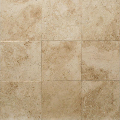 Cappuccino Marble 12x12 Polished Tile