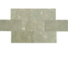 Seagrass Limestone 3x6 Honed Tile