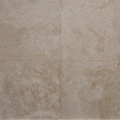 Cappucino Marble 18x18 Polished Tile