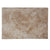 Walnut Travertine 16x24 5cm Tumbled Pool Coping