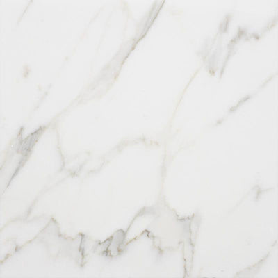 Calacatta Gold Marble 12x12 Honed Marble Tile