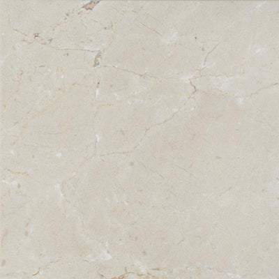 Crema Marfil Select Marble 12x12 Honed Tile