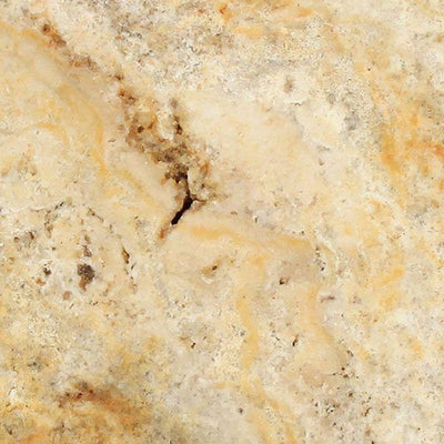 Scabos Travertine 6x6 Tumbled Tile