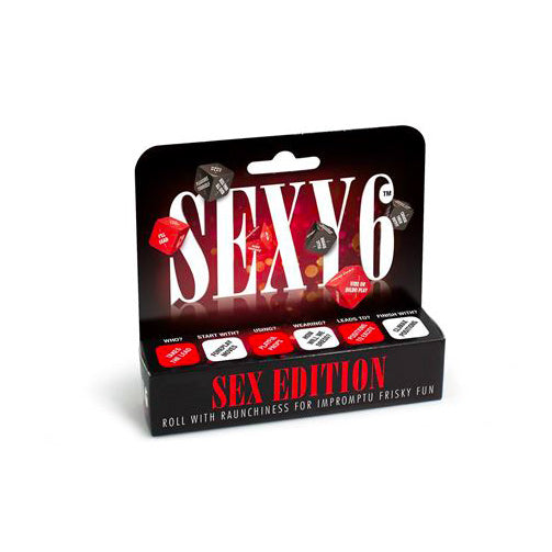 Sexy 6 Dice Sex Edition